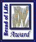 Bread of Life Award