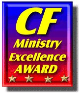 Church finders Ministry Excellence Award