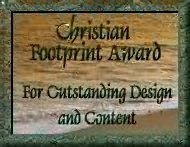 Christian Footprint Award